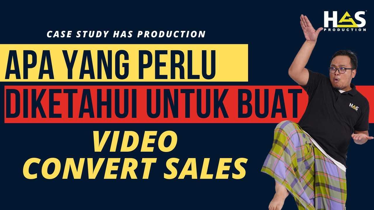 Video Convert Sales