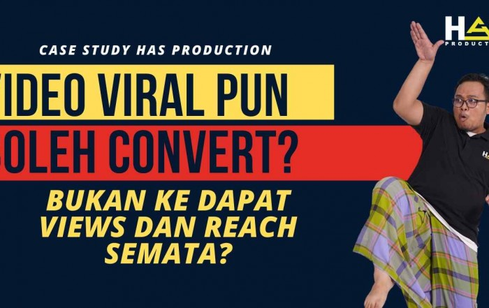 Video viral convert